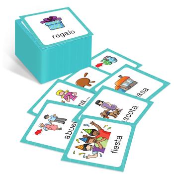 Flashcards Level B  Calico Spanish