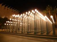 Lacma Light Posts Gallery - Home And Lighting Design