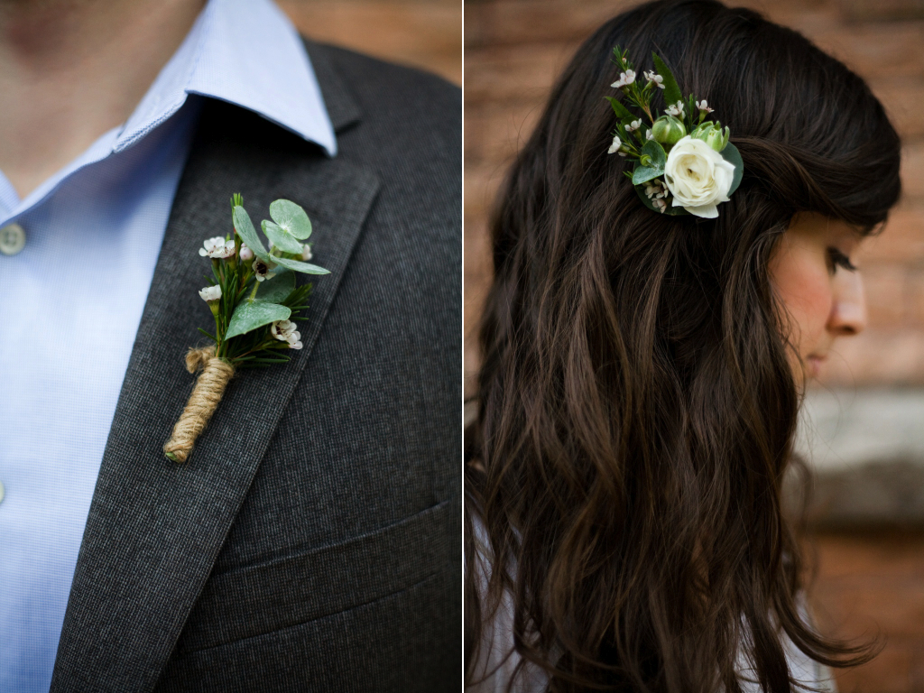 A Whimsical Forest Inspired Wedding