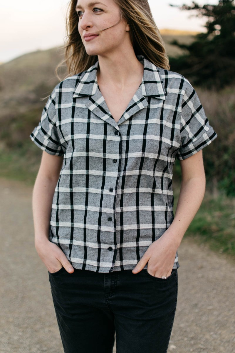 Willamette Shirt with Buttons