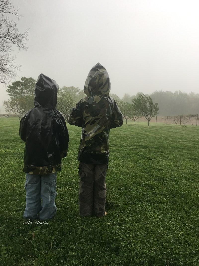 Rain Jackets 6