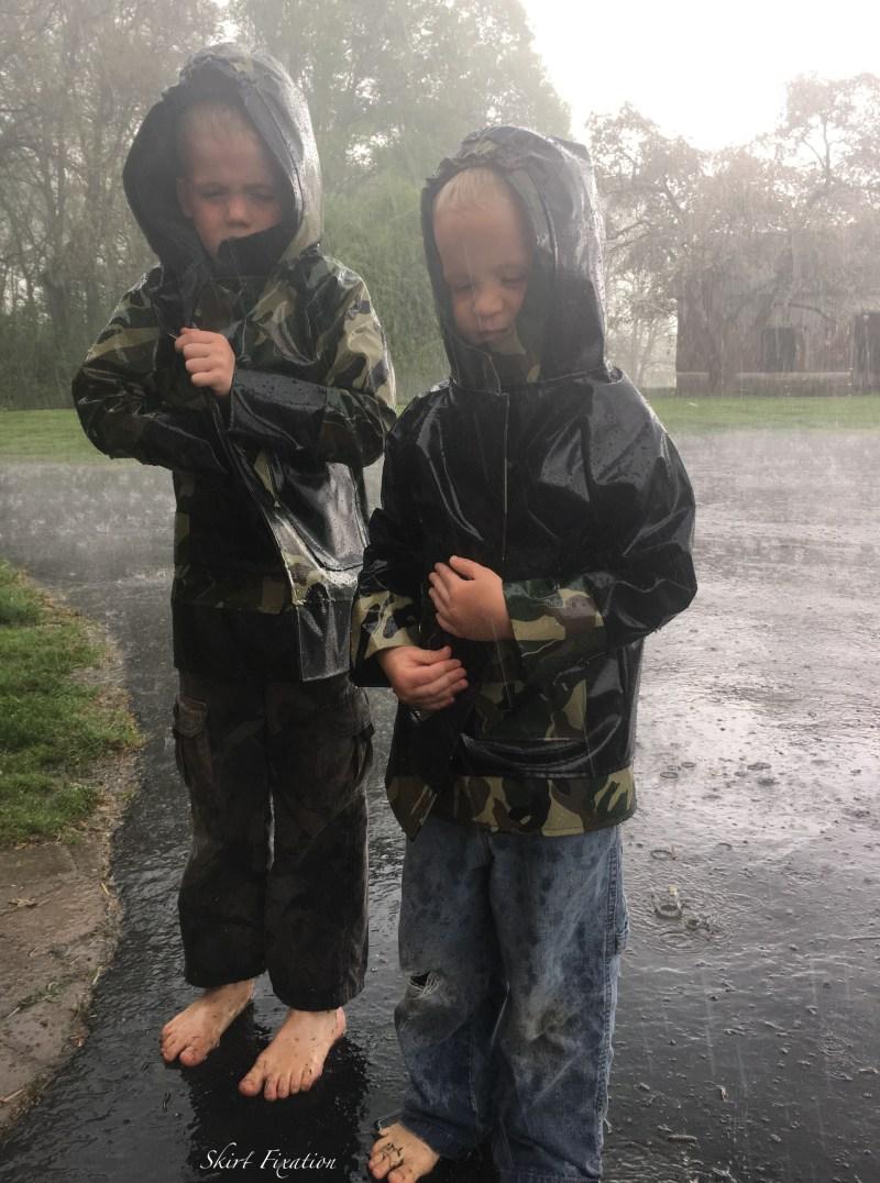 Rain Jackets 9