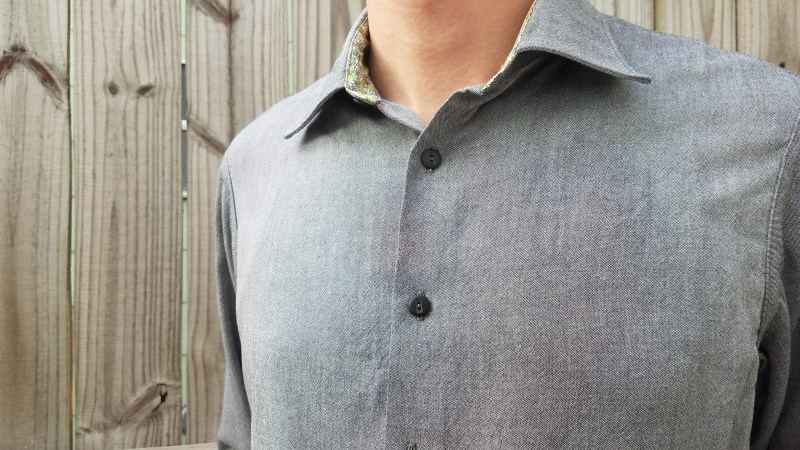 Invisible Placket