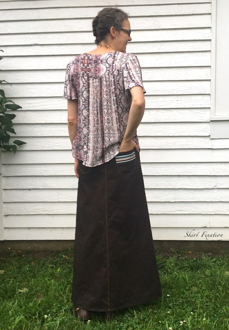 Sandbridge Maxi Skirt 2