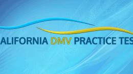 California permit practice 1