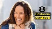 California DMV test 8