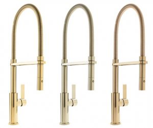 gold kitchen faucet ventilation fans california faucets leads a modern day rush in the ca october 18 2017 offers designers and homeowners alike new ingredient when it comes to personalizing their design