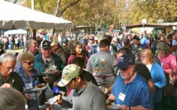 Record Crowd of Tree Nut Growers in Turlock