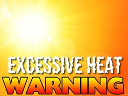 Heat Illness Prevention:  Warning for Farmworkers This Week