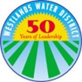 Westlands Water District Round Logo