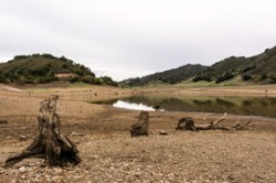 Fingerprint of climate change on California drought