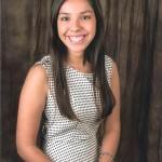 Ms. Diana Valenzuela, graduate of McFarland HS