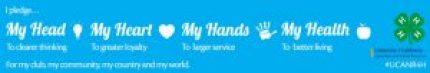 UCANR 4H Pledge