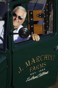 Joe in truck