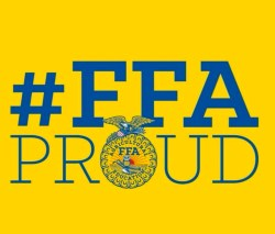 FFA Members are #FFAProud