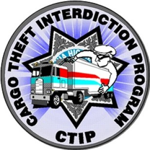 Cargo Theft Interdiction Program (CTIP) with the California Highway Patrol