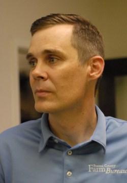Ryan Jacobsen on 5 Percent Water Allocation