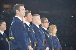 New FFA State Stars Honored
