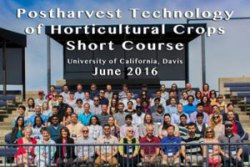 Postharvest Short Course Focused on Taste and Quality