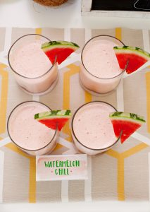 Watermelon Chill Ice Cream (California Milk Advisory Board)