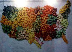 Celebrating California Agriculture . . . on World Vegan Day!
