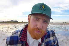 Matthew Sligar, California Rice Farmer and Blogger