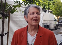 Napolitano Says Ag Needs Technology