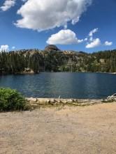 Kinney Reservoir (near the top of Ebbett's)