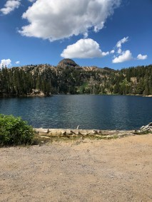 Kinney Reservoir (near the top of Ebbett's)