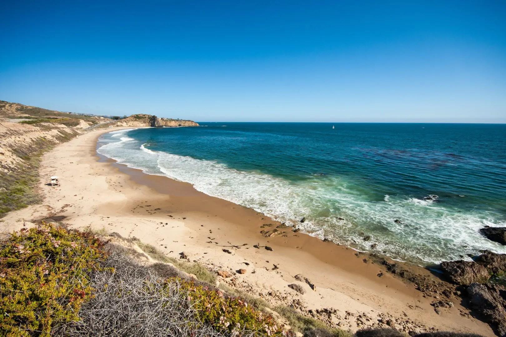 Best Beaches Near Irvine Ca  California Beaches
