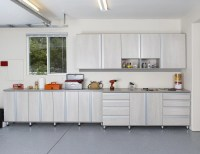 Garage Storage Cabinets & Organization Ideas