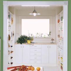 Kitchen Pantry Storage Round Rugs Cabinets Organization Ideas California Closets White Themed With Shelving Drawers And Work Space
