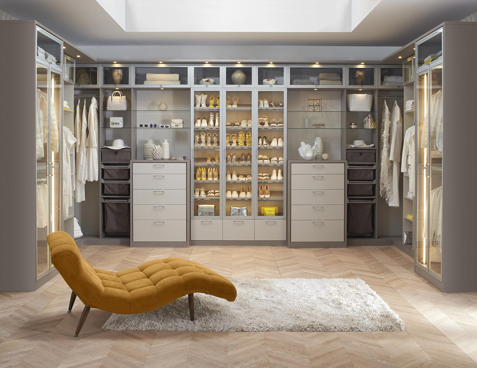 Walk In Closet Systems  WalkIn Closet Design Ideas  California Closets