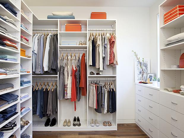 Closet Design Ideas To Maximize Home Storage California Closets
