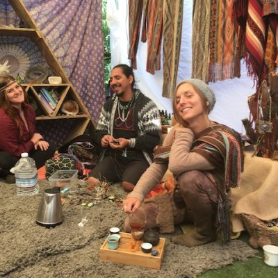 Enchanted Forest 2018 Colibri Healing