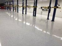 Commercial Epoxy Flooring | California Custom Coatings