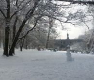 Snowmen Muenchen ©CaliforniaGermans