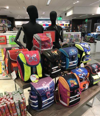 Schulranzen, German School backpacks