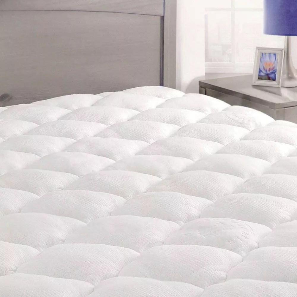 best california king mattress pad of