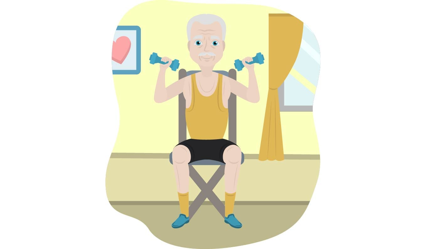 Chair Exercise 21 Chair Exercises For Seniors A Comprehensive Visual Guide