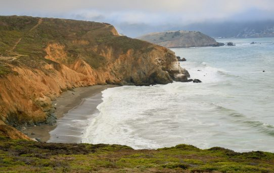 Pacifica Is Perfect For Land Based Whale Watching