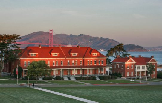 Lodge at the Presidio Hotel Opens at San Francisco's National Park