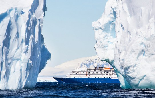 An Antarctic Adventure (Part II): Arriving on the 7th Continent