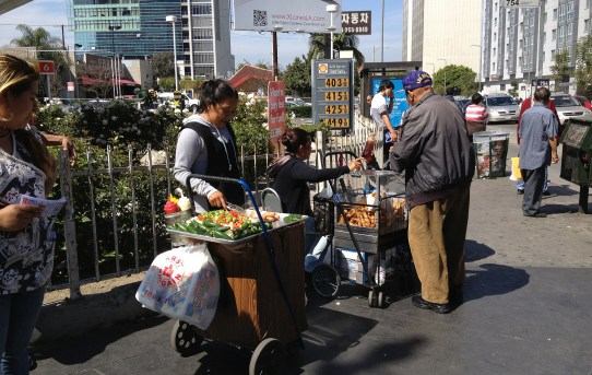 Legislature Sends Sidewalk Vending Bill to Governor