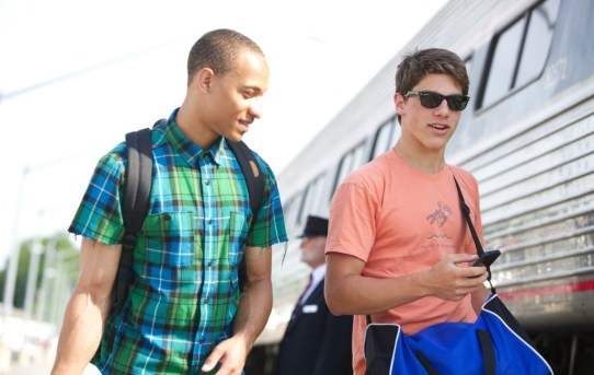Amtrak Offers National 3-Day Sale for College Students