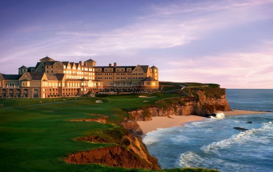 The Ritz-Carlton, Half Moon Bay Named One of the World's Most Luxurious Hotels by Forbes Travel Guide
