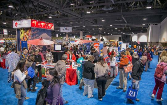Travel & Adventure Show Touches Down in San Francisco on March 23rd