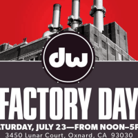 DW Factory Day featuring Glen Sobel, Danny Seraphine, Drummers Roundtable Hosted by Thomas Lang and more Oxnard, CA 7/23/2016
