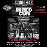 Members of Bon Jovi, Alice Cooper, Billy Joel, Ozzy Osbourne, and More to Take Part in Hired Gun's Soundcheck Live Event