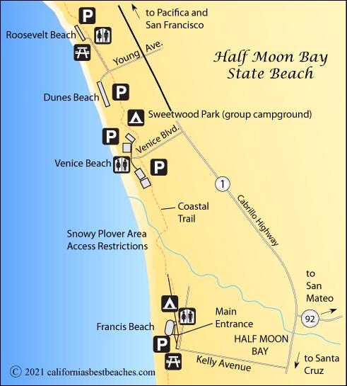 Half Moon Bay Beach House